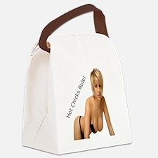 HCR Canvas Lunch Bag