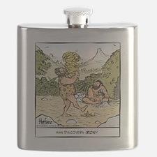 Early Irony Final Flask