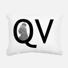 QV pocket Rectangular Canvas Pillow
