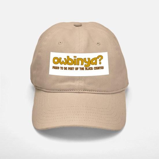 OWBINYA BLACK COUNTRY » Baseball Baseball Cap