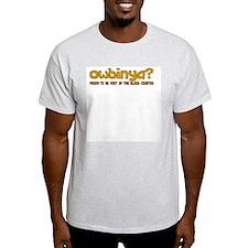 OWBINYA BLACK COUNTRY » Ash Grey T-Shirt