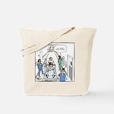 2-Peanut Allergy Tote Bag