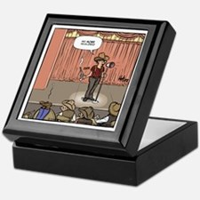 Frontier Heckler Keepsake Box