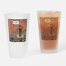 Frontier Heckler Drinking Glass