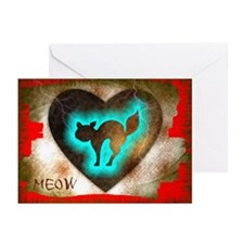 Cat's Meow Greeting Cards (Pk of 10)