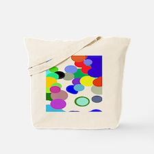 PollOck Colin Colors 78Trans Tote Bag