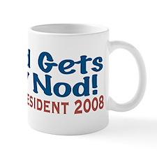 Dodd President 2008 Mug
