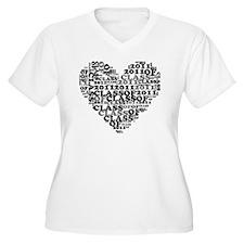 WORD CLASS OF 201 T-Shirt