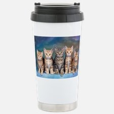 Cat Gang Travel Mug