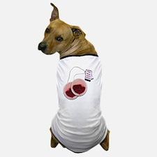 TEABAG ANYONE T-SHIRT Dog T-Shirt