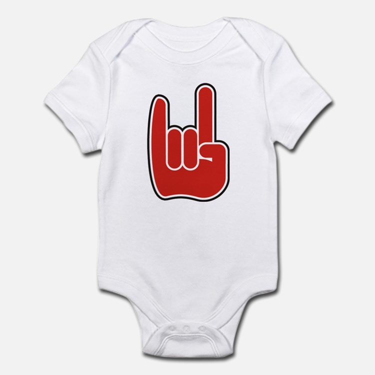 Rock On Infant Bodysuit