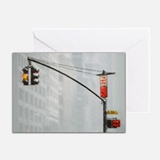 59Th St.And 5Th Ave. Greeting Cards