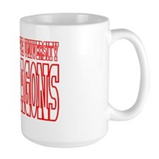 Masovia Red Dragons Mug