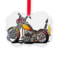 custom_hardtail_chopper Ornament