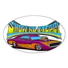 1970_dodge_charger Decal