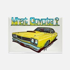 1969_plymouth_roadrunner Rectangle Magnet