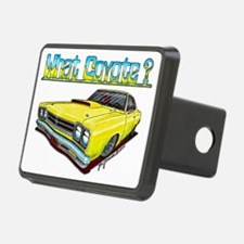 1969_plymouth_roadrunner Hitch Cover