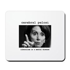 Political 2 Mousepad
