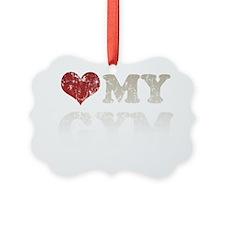 heartmygymdty Ornament