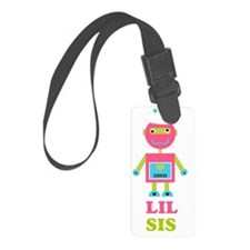 lilsis2water Luggage Tag