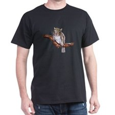T-Shirt with Baby Squirrel