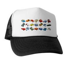 2-microcars Trucker Hat