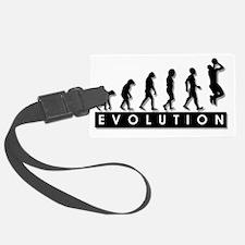evolution-basketball Luggage Tag