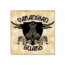 "varangian_mousepad Square Sticker 3"" x 3"""