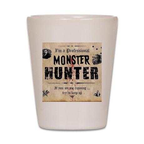 monsterhunter_mousepad Shot Glass
