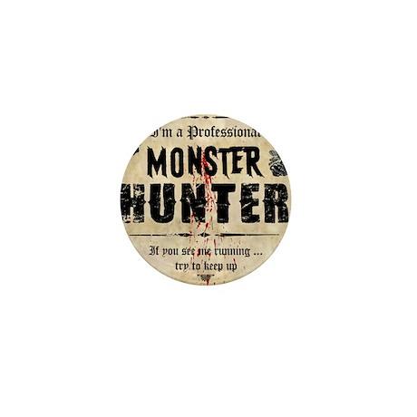 monsterhunter_mousepad Mini Button