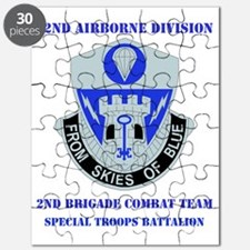 DUI-2ND BCT-SPECIAL TROOPS-82ND AIRBONE DIV Puzzle