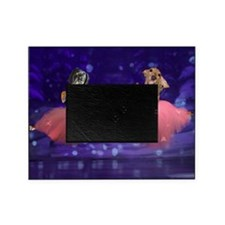ballet two jump16x12 Picture Frame