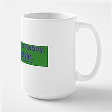 Quilting isnt a hobby Mug