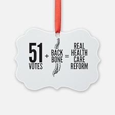 Healthcare_Backbone Ornament