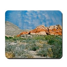Red Rock Canyon State Park Photograph Mousepad