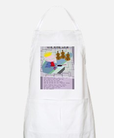 old king cole Apron