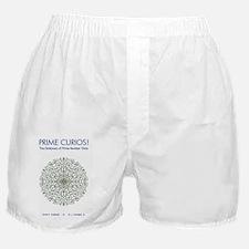 2-Prime Curios! T-Shirt Boxer Shorts