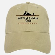 Work for more tools Baseball Baseball Cap