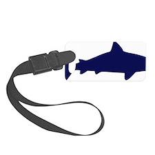 shark_2 Luggage Tag