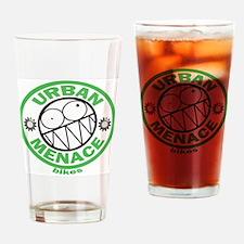 franklingothicheavynewlogo Drinking Glass
