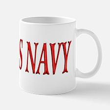 Commander USN Mug