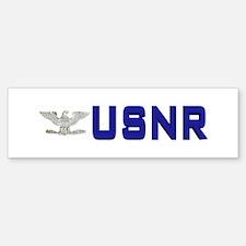 Captain, USNR Bumper Bumper Bumper Sticker