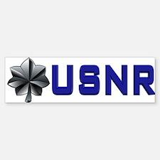 Commander, USNR Bumper Bumper Bumper Sticker