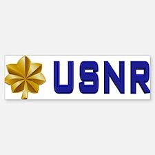 Naval Reserve Lieutenant Commander Bumper Bumper Sticker