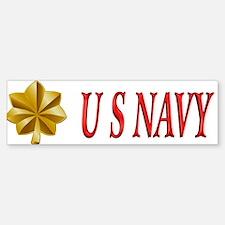 Lt. Commander Bumper Bumper Bumper Sticker
