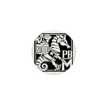 pbmLOGO-1 Mini Button