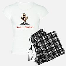 RepealObamaRed-xp Pajamas
