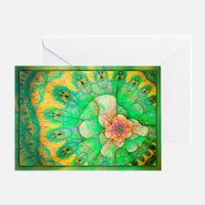 Abstract 771 Greeting Card