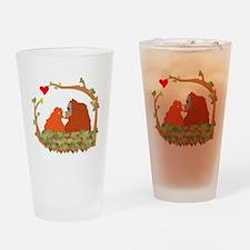 orangsforcafepress Drinking Glass