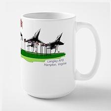 Planes-on-a-Stick - Large Mug
